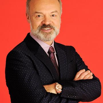 Graham Norton - Will Aid celebrity supporter