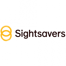 Sightsavers - Will Aid Partner